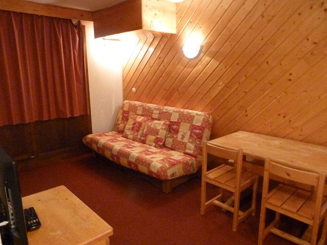 4 Pers Studio + cabin ski-in ski-out / OREE DES PISTES 53