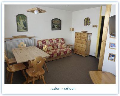 2 Rooms 5 Pers ski-in ski-out / ARAVIS 211