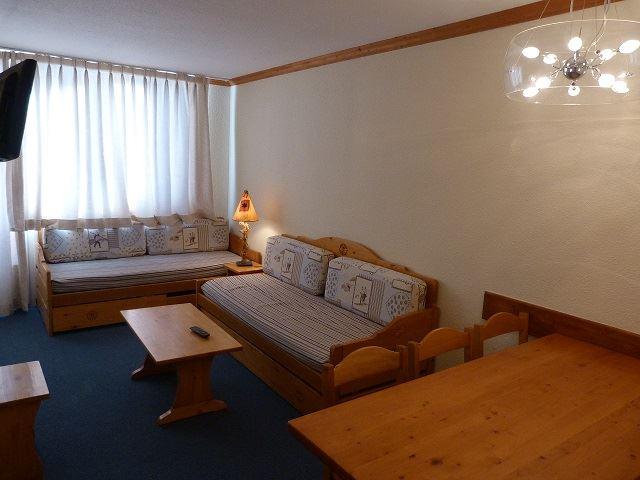 2 Rooms + cabin 6 Pers ski-in ski-out / BOEDETTE A 208