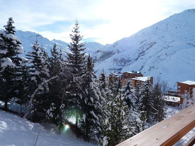 2 Pièces cabine 6 Pers skis aux pieds / BOEDETTE A 208
