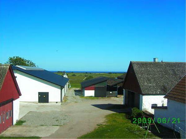 Ferien auf dem Bauernhof Hulterstad