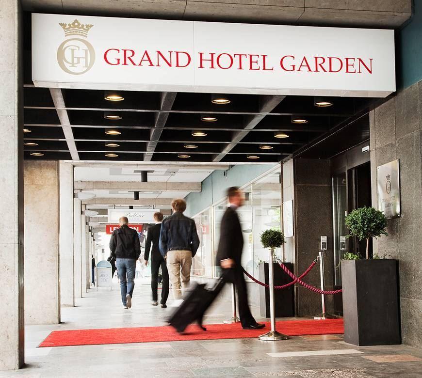 Profil Hotel Garden Malmö