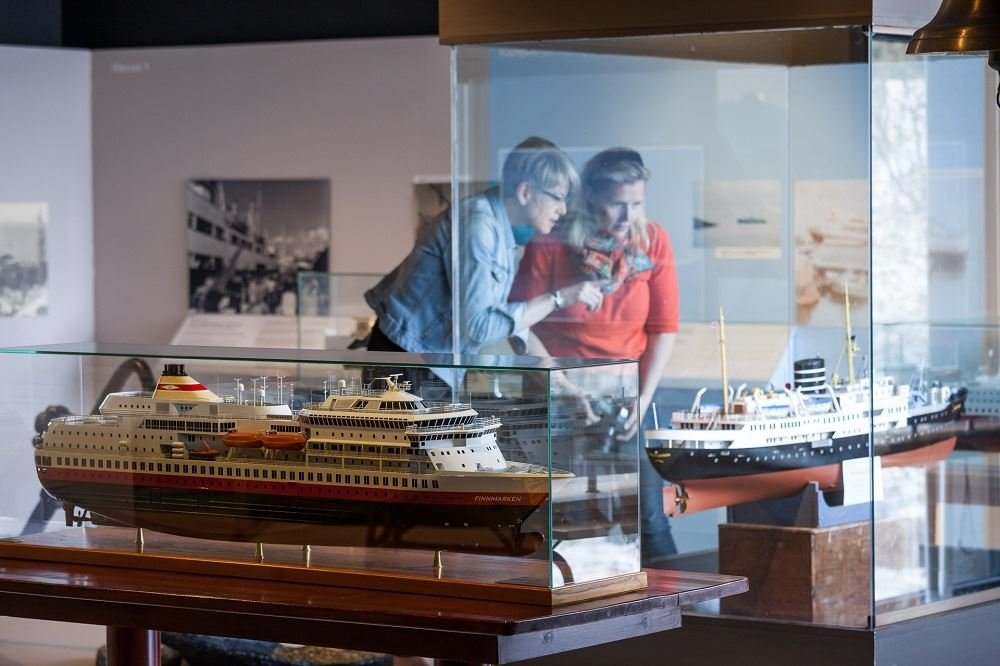 Norsk Hurtigrutemuseum - Museum Nord