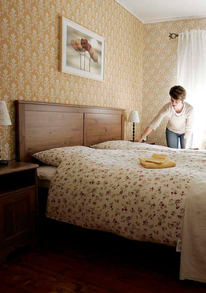 Bed & Balance Skansen, Rum 14