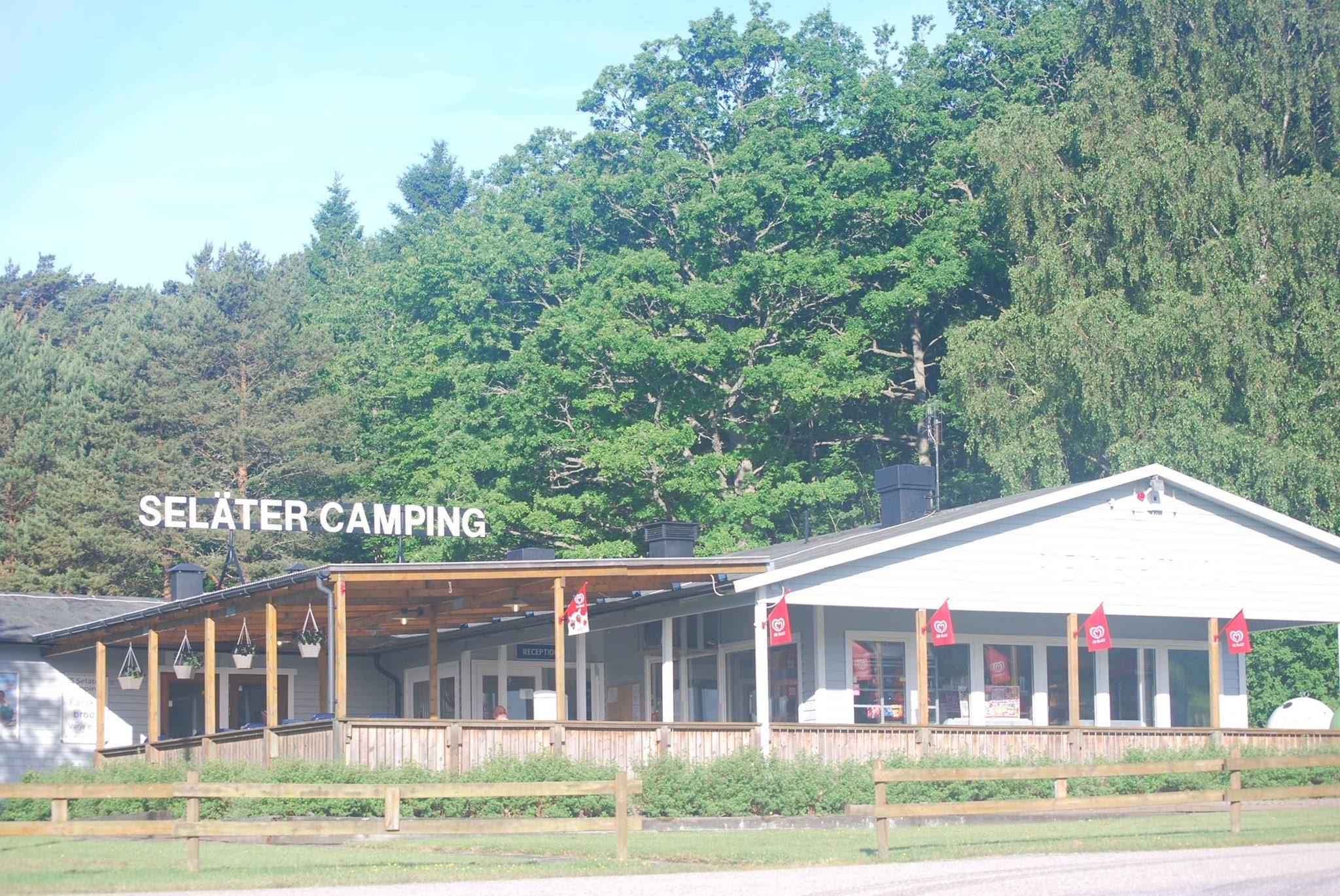 Seläters Camping/Ferienhäuser