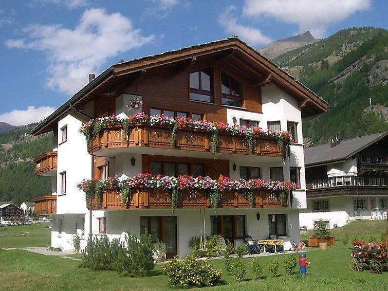 Lägenhet för upp till 5 personer med 3 rum på Antigua - Saas-Grund