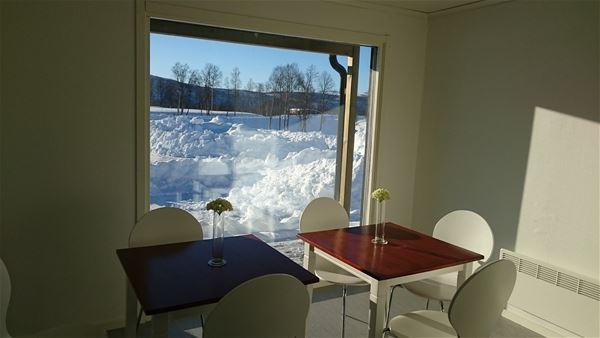 Fjällforsens Camping - (säsongsplatser)