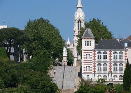 © lvan, quartier Chantenay, la butte Sainte Anne à Nantes