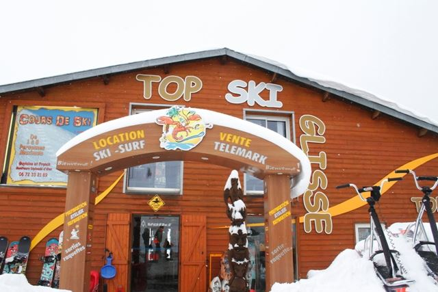 LOCATION DE MATERIEL TOP SKI GLISSE