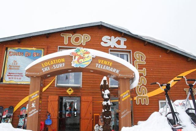 LOCATION DE MATERIEL TOP SKI GLISSE