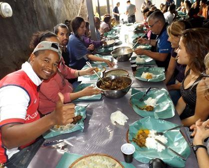 Creole cuisine : Far Far Kréol