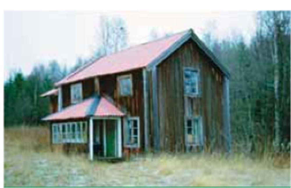 Kungstugan Cottage Hostel beds