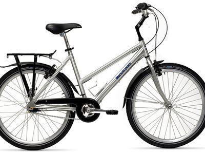 Cykeluthyrning halvdag
