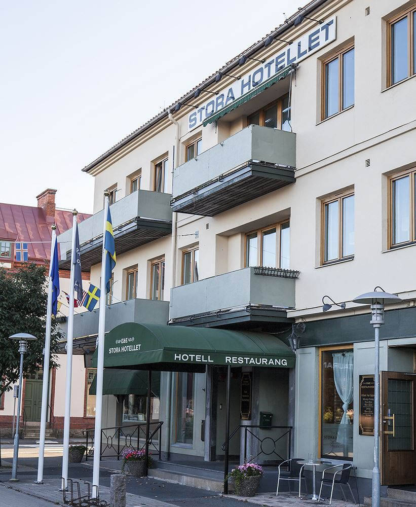 E&E Stora Hotellet