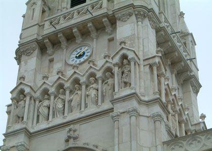 © lvan, Eglise Sainte Anne à Nantes