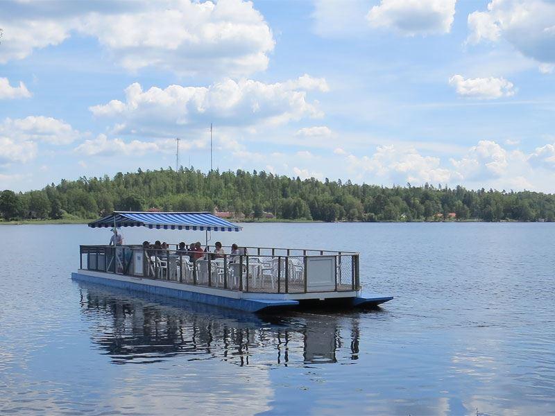 Turistbåten M/S Elsa Fortuna