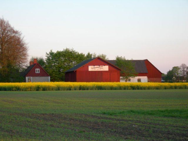 Tunnbrödsgården i Aggarp, Tunnbrödsgården i Aggarp