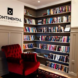 Continental Business accomodation