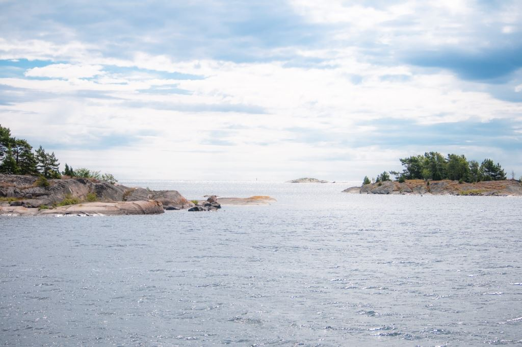 Båtbiljett till Hasselö i Västerviks skärgård