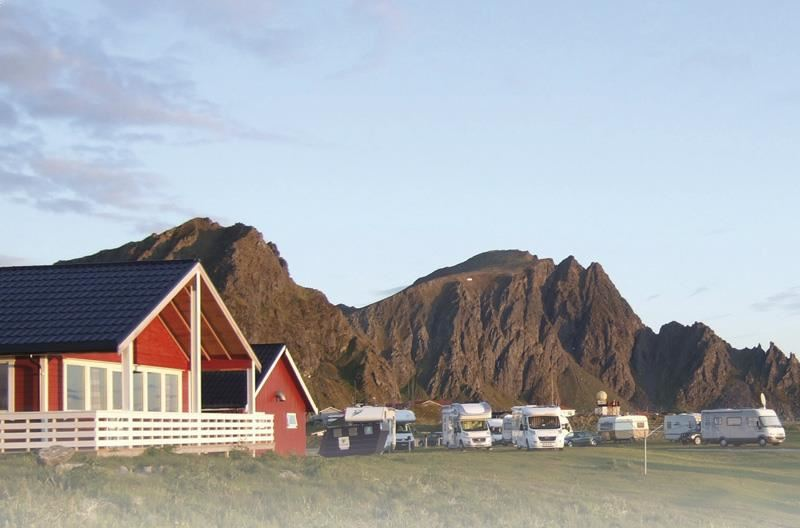 Andenes Camping