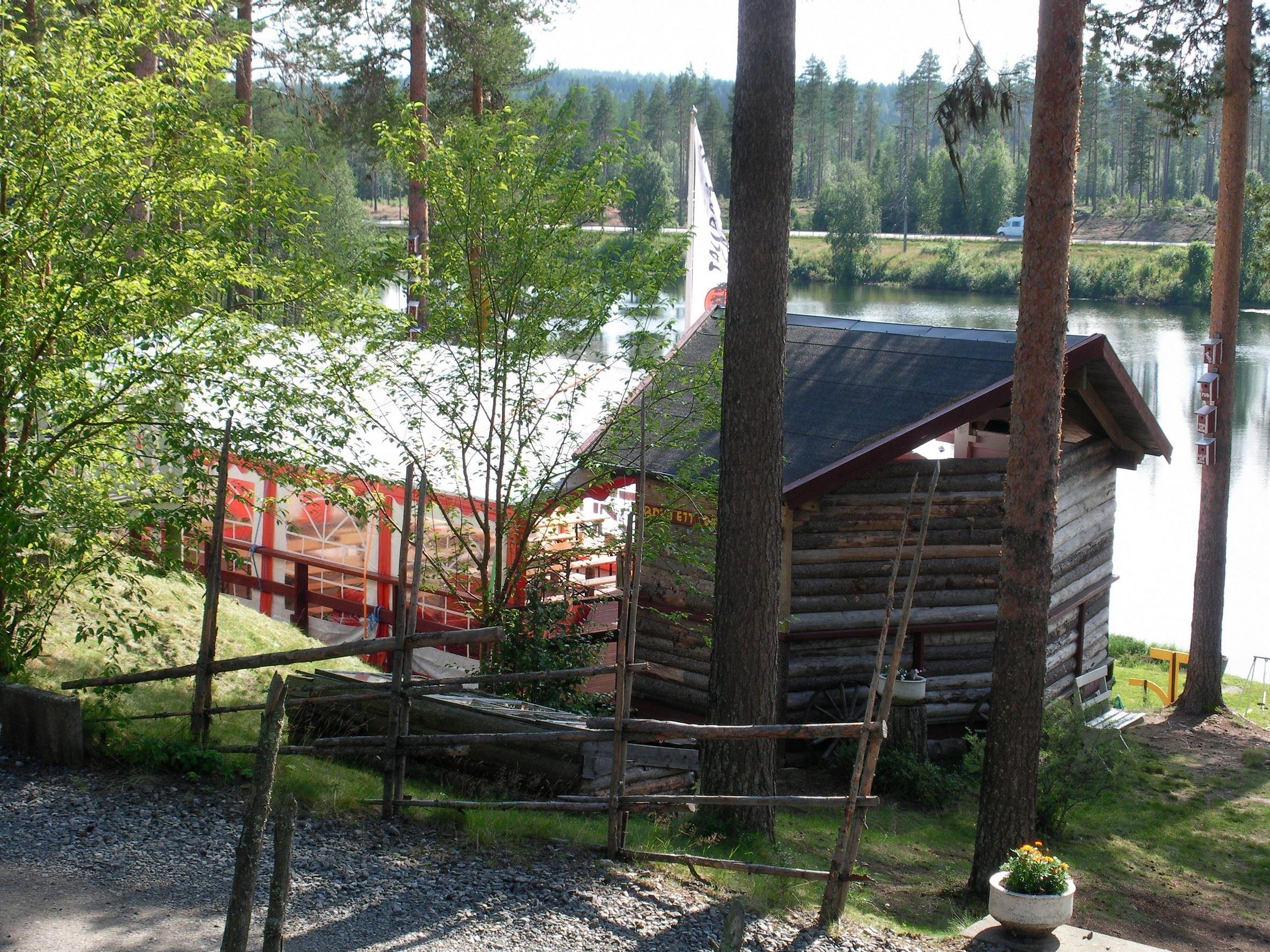 Loppismarknad Tallbacken Camping