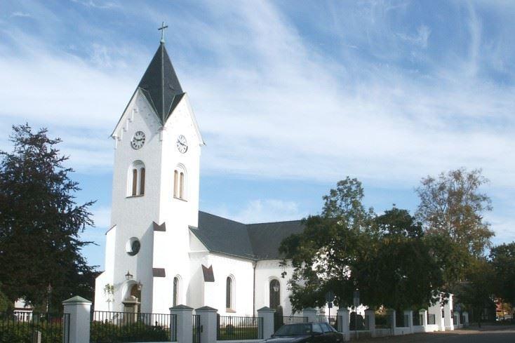 Ängelholms Kirche