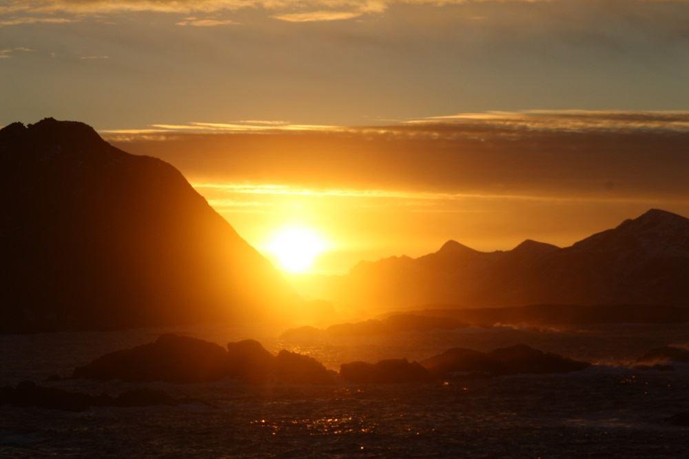 © Holmvik Brygge, view from Holmvik Sjøhus