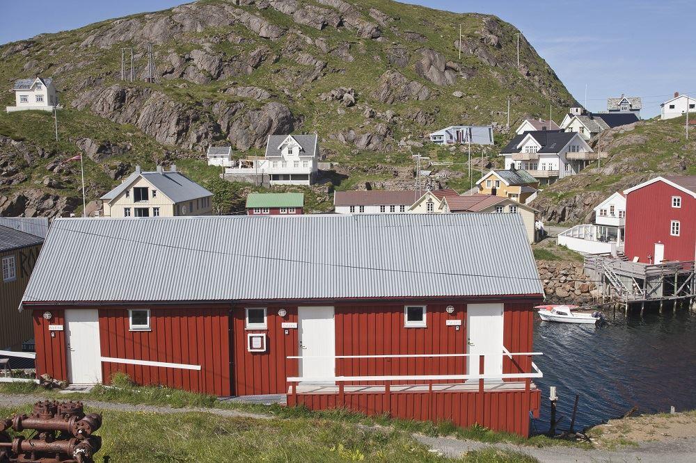© Holmvik Brygge, Holmvik Sjøhus