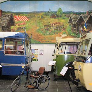 Motorcafé in Torpa