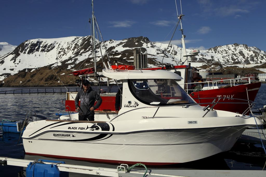 Arctic Fishing & King Crab Adventures