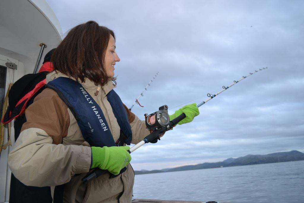 Arktisches Fisch- und Köningskrabben Abenteuer