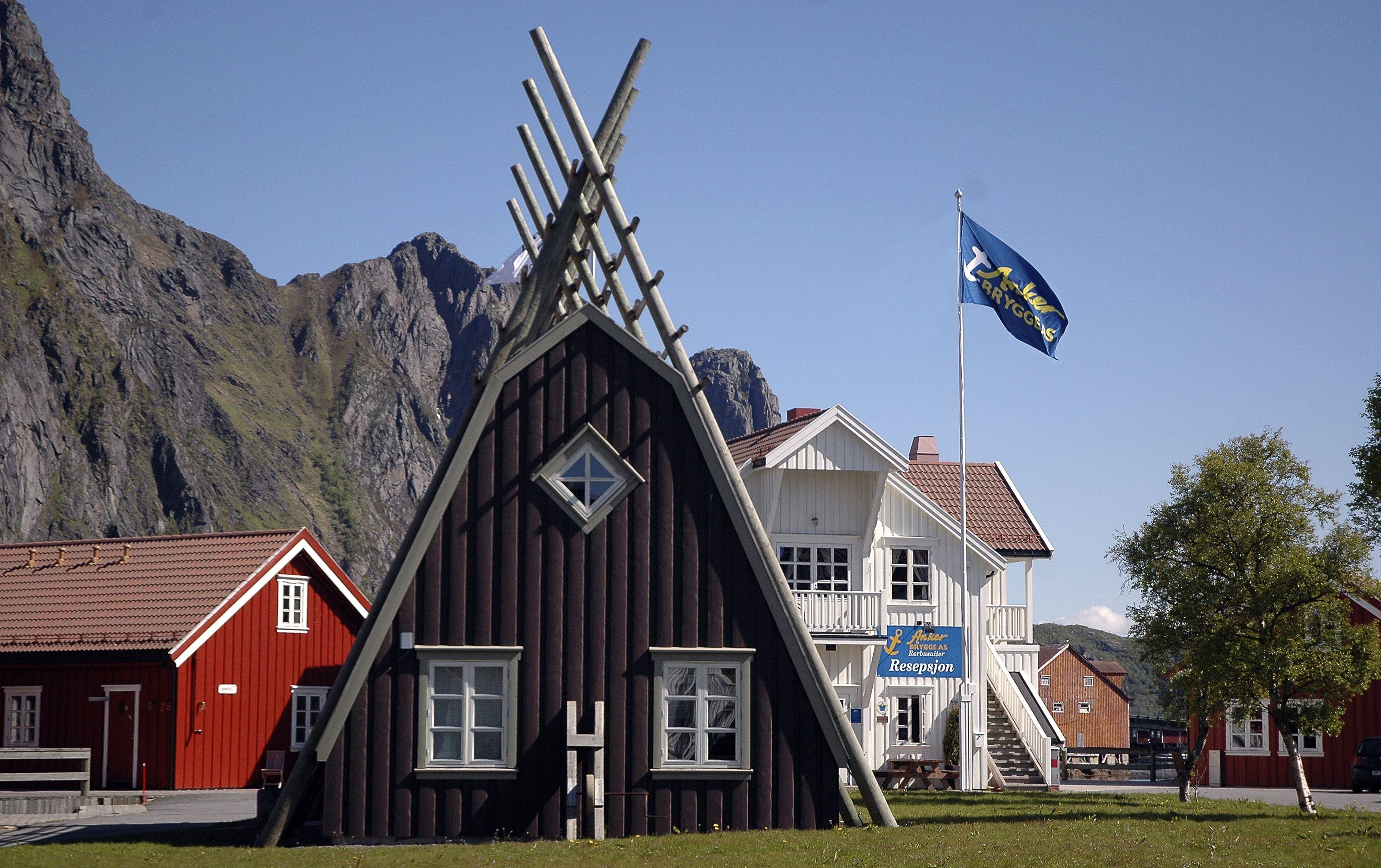 Anker Brygge rorbu suites