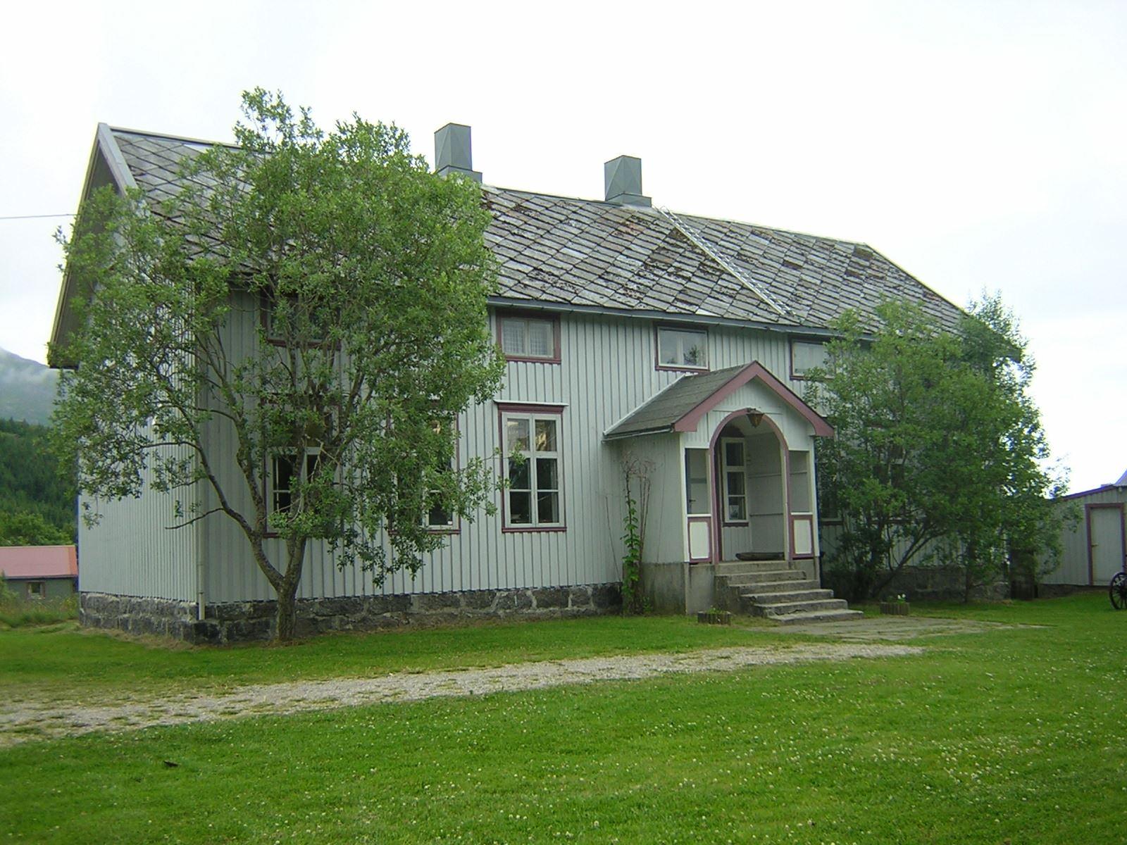 © Lofotr Vikingmuseum, Vestvågøy Museum avd. Fygle