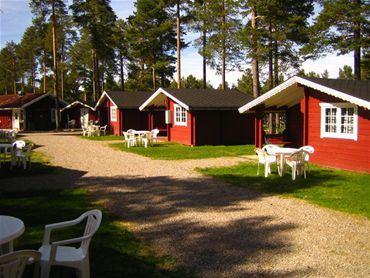 Malnbadens Camping / Stugor