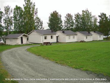 Delsbo Camping / Cabins