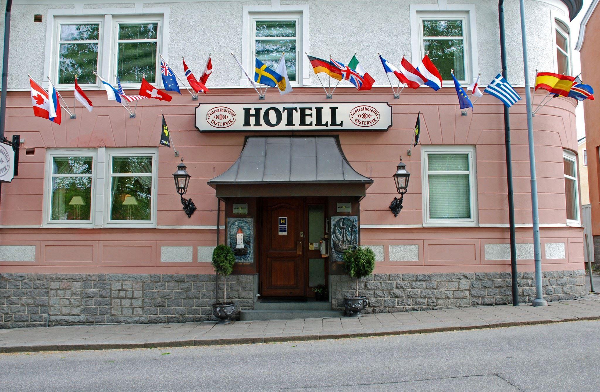 Centralhotellet i Västervik