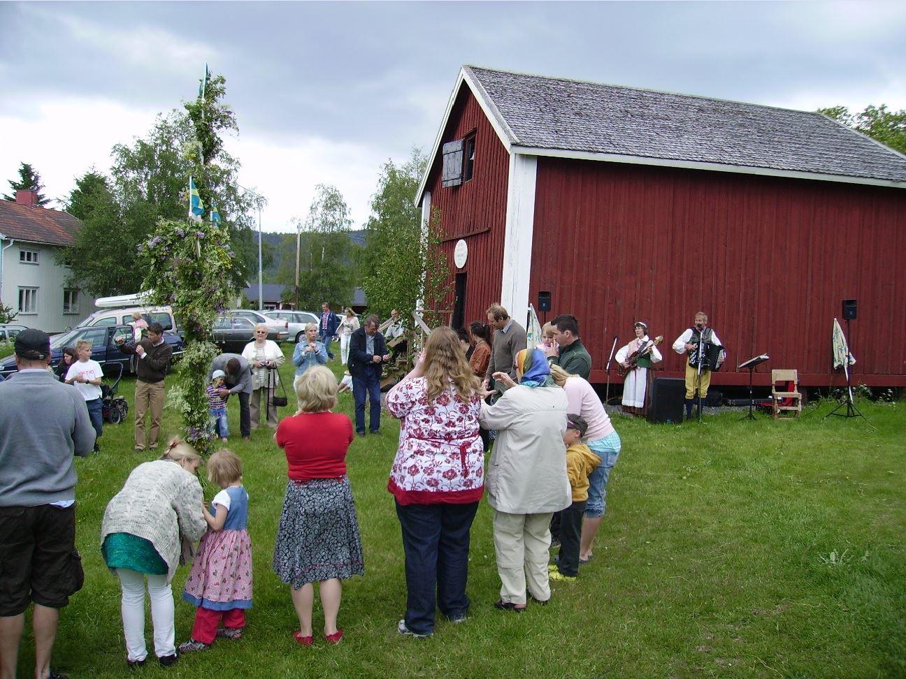 Foto: Nora hembygdsförening., Nora Homestead Museum