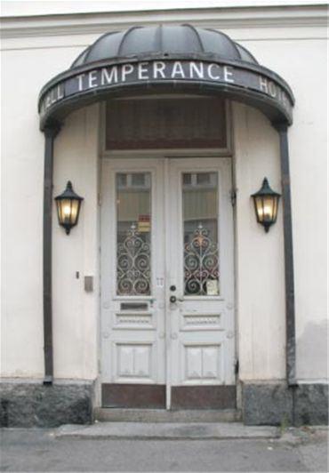 Hotell Temperance / Vandrarhem