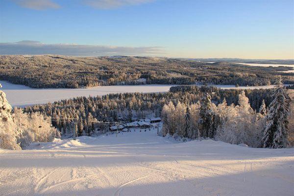 Cross-Country Skiing Bjursås SkiCenter