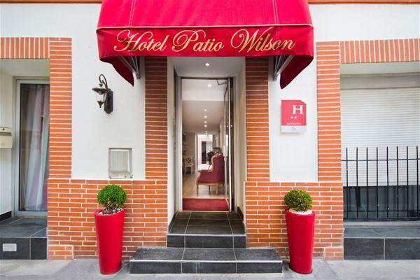 Hôtel le Patio Wilson