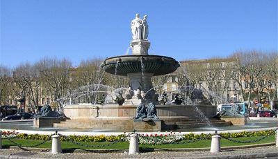 Aix en Provence and Cassis, 3 calanques