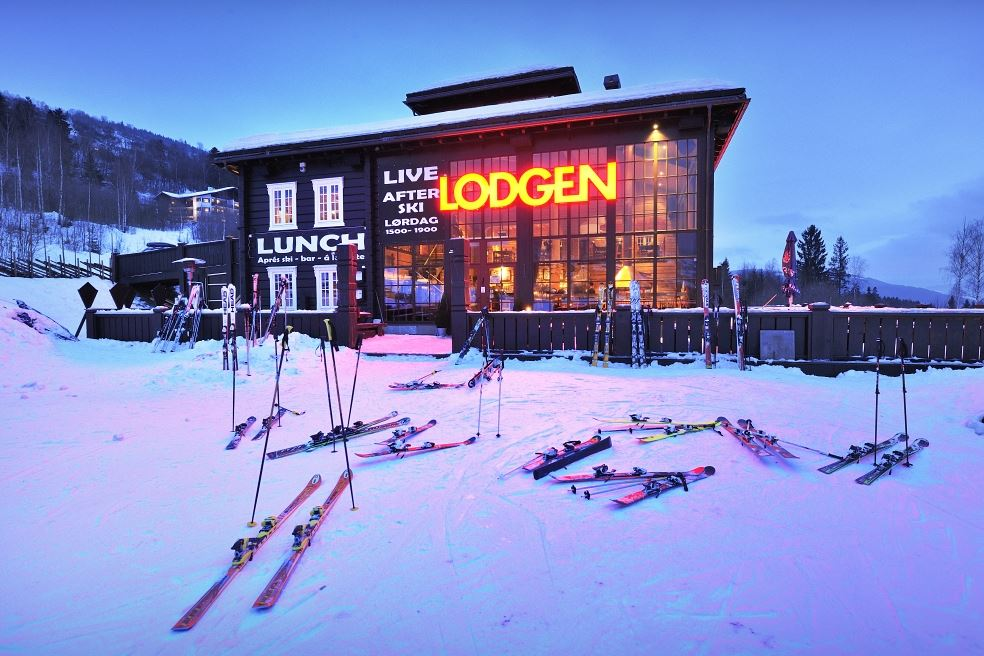 Hafjell Lodge in Norway