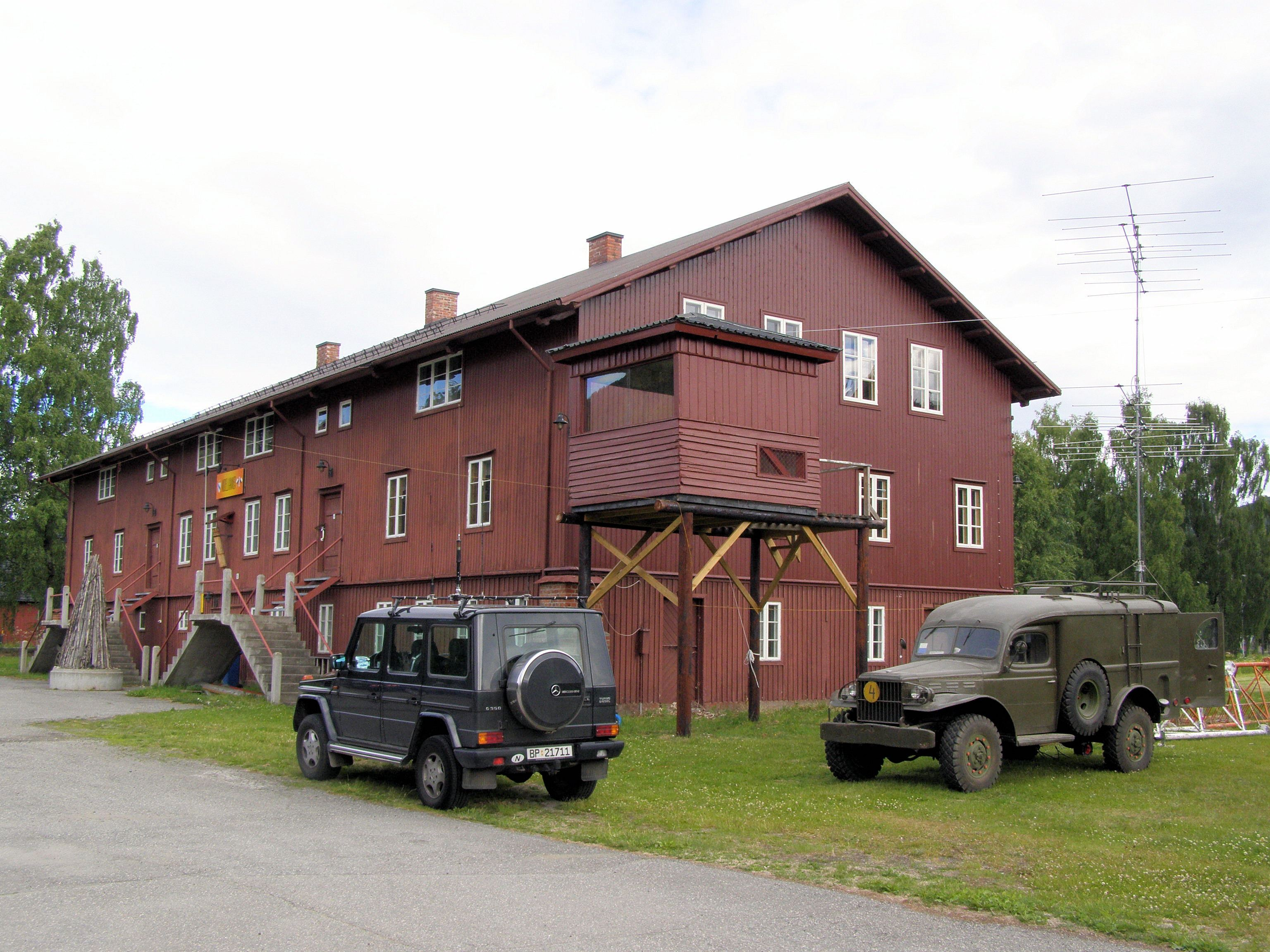THE SIGNALS MUSEUM OF THE NORWEGIAN ARMED FORCES