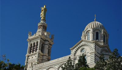 Aix en Provence, Cassis et Marseille Panorama