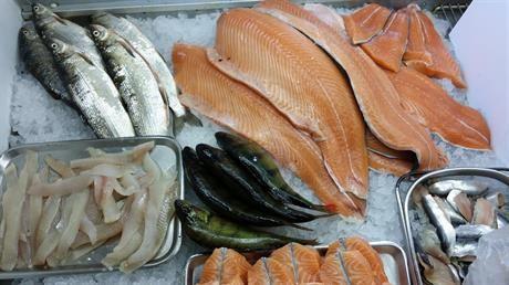Fiskbutiken,  © Fiskbutiken, Fisk från fiskbutiken
