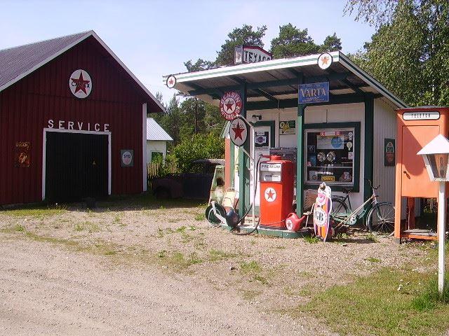 Jan Silén,  © Jan Silén, Nostalgimacken i Sörfjärden
