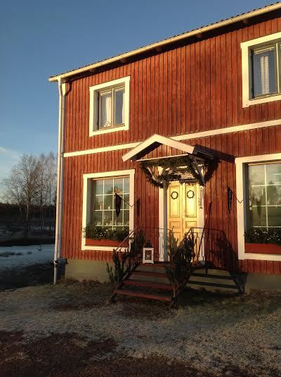 BromanGard Studiocafe and Bed & Breakfast, Ryssa, Mora