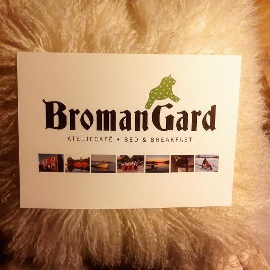 BromanGard Ateljécafé och Bed & Breakfast, Ryssa, Mora