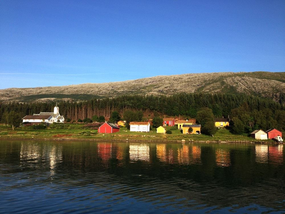 Helgeland Museum Vevelstad - A Folk Museum