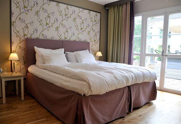 Villa Fridhem Hotell - Mat - Möten